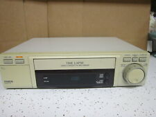 Mace Time Lapse Security Recorder Vcr Model Er960tcn Powers Up