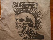 """Vintage Suprême """"Exploited"""" T-shirt. RARE. L"""