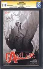 FABLES #101 (RRP Variant) CGC 9.8 SS / Signed by Bill Willingham! Rare!