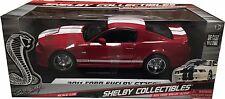 1:18 2011 Shelby Mustang GT350 Red w/White Stripes By Shelby Collectibles