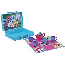 My Little Pony Children Kids Kitchen Pretend Play Tea Party Hamper Toy Playset