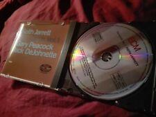 JARRETT PEACOCK DeJOHNETTE: Standards, vol.1 > ECM West Germany full silver ED1
