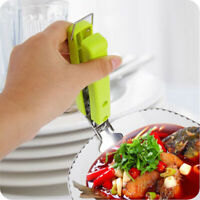 IC- Bowl Clip Kitchen Pan Pot Anti-Hot Holder Clamp Handheld Dish Plate Gripper