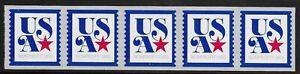 US Scott #5172, Plate #P111 Coil 2017 USA VF MNH