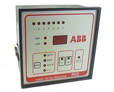 ABB RVQ Power Factor Regulator Blindstromkompensationsregler 7 Stf. Regler 400V