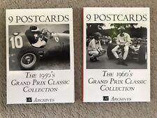 More details for 1950s & 1960s grand prix lat archives postcards *18 postcards*