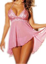 Lenceria de mujer, lenceria intima sexy, en rosa, mas Tanga. Ropa interior, #067