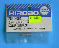 HIROBO®  SPARE PARTS ~ Collar 3 x 4 x 8.5F ~ 2521-094 ~ NEW IN ORIGINAL PACKAGE