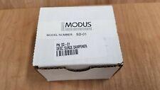 Modus SD-01 Surge Dampener for pneumatic controls