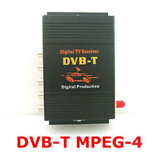 DVB-T MPEG-4  tuner Digital TV receiver in EU
