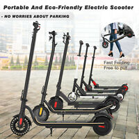 Electric Scooter Adult, E-Scooter Teens,Portable Folding Rechargeable,High-Speed