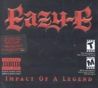 EAZY-E - THE IMPACT OF A LEGEND [PA] NEW CD