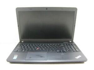 """Lenovo Edge E540 15.6"""" Laptop 2.5 GHz i5-4200M 4GB RAM (Grade C No Battery)"""