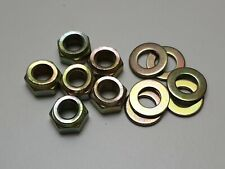 FORD FACTORY CORRECT STRUT TOP MOUNTING NUTS MK1 MK2 ESCORT MEXICO RS1600 RS2000