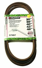 Murray 37x87MA Drive Belt for Lawn Mowers , New, Free Shipping