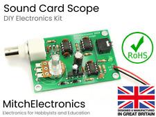 Sound Card Scope - Electronics / Electronic DIY Kit
