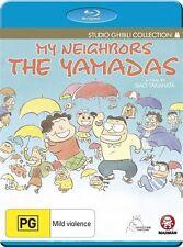 My Neighbors The Yamadas (Blu-ray, 2011) Brand  New Region B