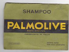 CONFEZIONE SHAMPOO PALMOLIVE IN POLVERE BRILLANTINE PALMOLIVE 8-44