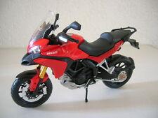 Maisto Ducati Multistrada 1200 S / 1200S rouge rouge 1:12 Moto