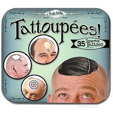 Accoutrements Tattoupees Stickers