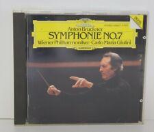 CLASSIQUE - Symphonie N°7 - Anton Bruckner- Deutsche grammophon