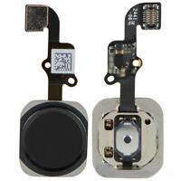 Schwarz Iphone 6 Homebutton Home Button Touch ID Flex Kabel Sensor Repair Part