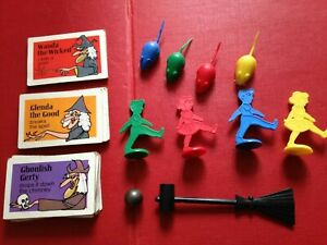 Denys Fisher Haunted House - Spare Replacement Parts Figures / Mice Etc