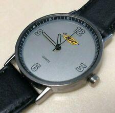 Vintage Romex Japan For BIG Men Titan-Silver Analog Quartz Watch Hour~New Batter