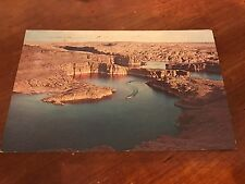 Vintage Postcard Lake Powell The Colorado River Utah Arizona