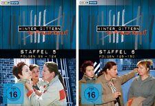 12 DVDs * HINTER GITTERN - DER FRAUENKNAST - STAFFEL 5 + 6 IM SET # NEU OVP §