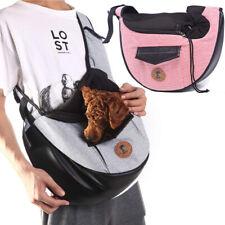Pet Dog Cat Sling Carrier Bag Shoulder Puppy Travel Carry Handbag Portable Pouch
