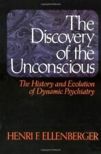 The Discovery of the Unconscious: The History..Ellenberger, Ships Anywhere Today