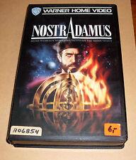 VHS - Nostradamus - Warner Home Video - Videofilm - Videokassette