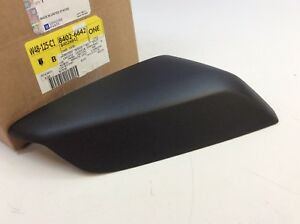 2016-2019 Chevrolet Malibu Passenger Side Mirror Cap Cover Black Textured new OE