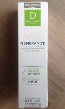 Rembrandt toothpaste / Deeply White / fresh mint / net wt 3.5 (99.2gr)