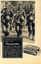 Hanewacker Nordhausen KAUTABAK FÜR SOLDATEN Historische Reklame von 1941