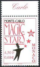 MONACO 1999 Magic/stelle/Festival/mago 1v (n41493)