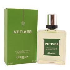 Guerlain Vetiver After Shave Lotion 3.4 Oz / 100 Ml for Men