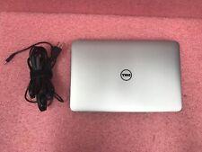 *TESTED* Dell XPS 13 Ultrabook L322X i7 4GB 256GB mSATA SSD W/ Power Cord