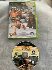 XBOX Game Tork Prehistoric Punk Case And Game Only No Manual
