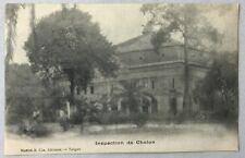 early 1900s Antique Postcard Saigon Vietnam Inspection de Cholon