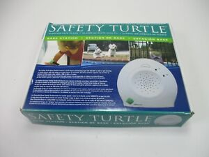 Safety Turtle Personal Immersion Alarm Base or Wireless Gate Alarm Base Station