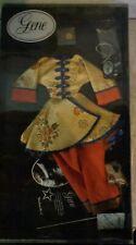 "Ashton-Drake Galleries New Nrfb Gene Costume Outfit ""Mandarin Mood"""