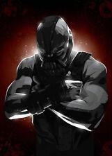 Bane Poster - Mark Reihill - Limited Edition of 25 - Batman - Dark Knight