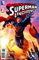 SUPERMAN UNCHAINED #1 BRETT BOOTH NEW 52 COVER DC COMICS