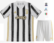 Completo Juventus bambino maglia pantaloncini 2020 2021 Ronaldo Dybala adidas