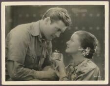 MYRNA LOY Charles Starrett ORIGINAL 1932 Adventured Of Fu Manchu Pre-Code Photo