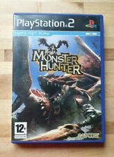 Monster Hunter For The Sony PlayStation 2 Boxed PS2 Game