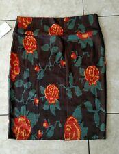 LulaRoe Cassie Skirt, XL, Roses NWT