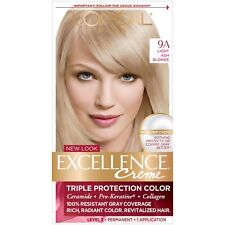 L'Oreal Excellence Creme 9A Light Ash Blonde